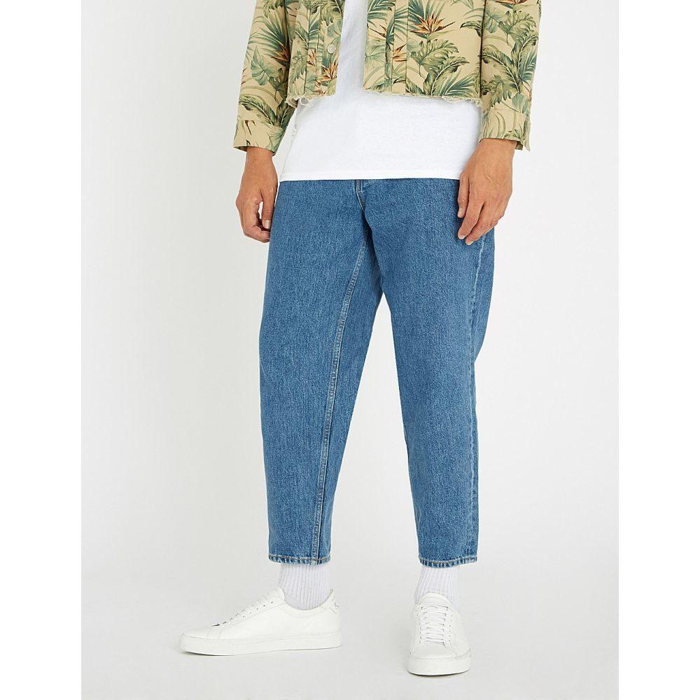 マジック スティック magic stick メンズ ボトムス・パンツ ジーンズ・デニム【buggy faded regular-fit tapered jeans】Fade blue