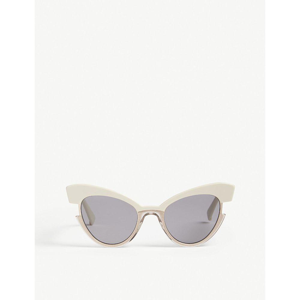 マックスマーラ max mara レディース メガネ・サングラス【ingrid cat-eye sunglasses】Biege
