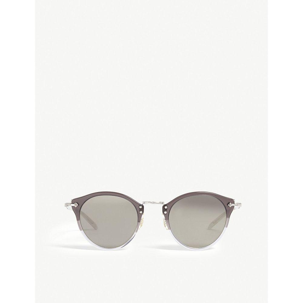オリバーピープルズ oliver peoples レディース メガネ・サングラス【op-505 phantos-frame sunglasses】Silver