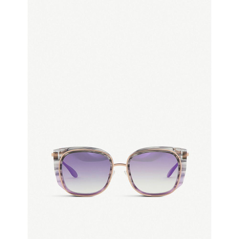 ティエリー ラスリー thierry lasry レディース メガネ・サングラス【everlasty gradient sunglasses】Pink dark