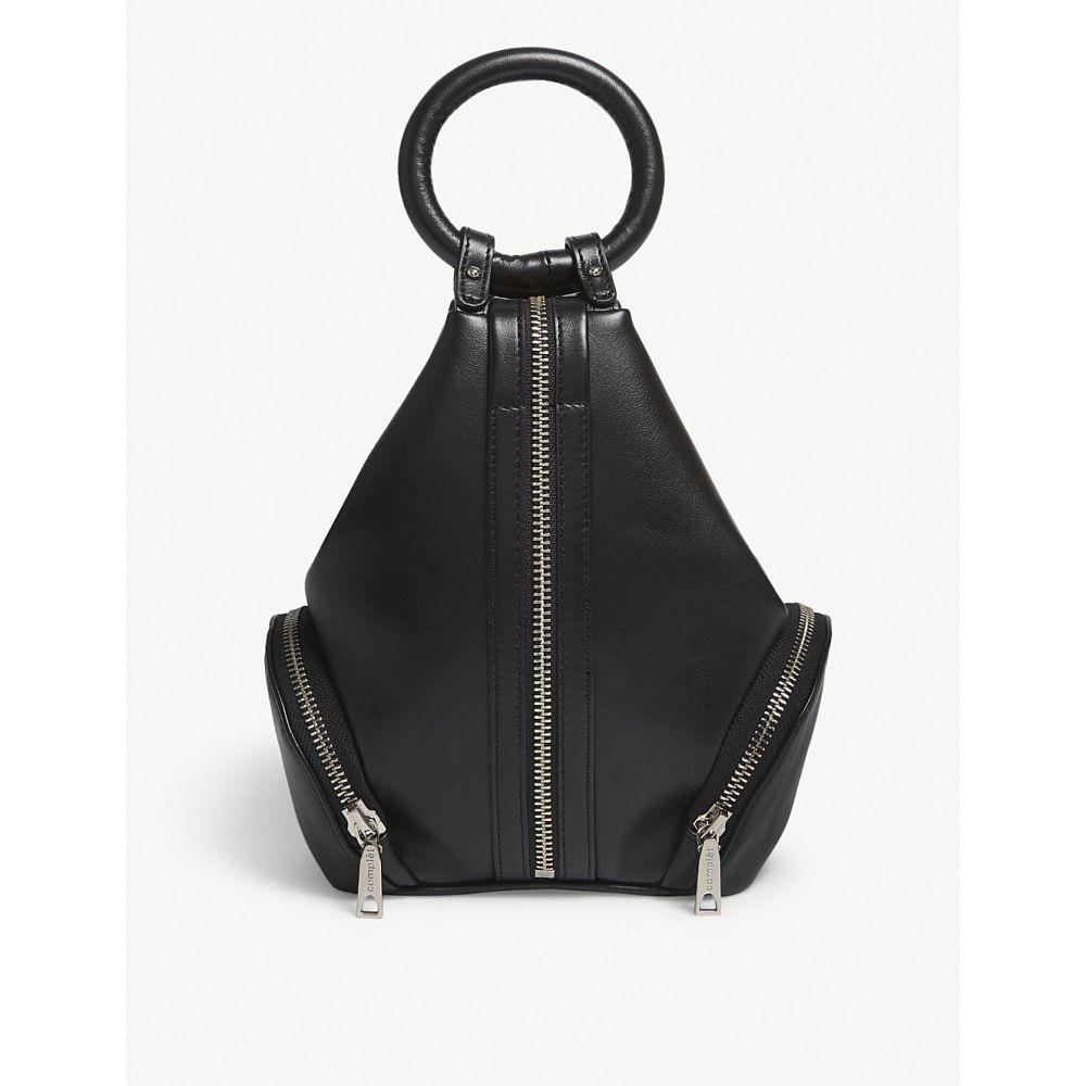 コンプリートリー complet レディース バッグ バックパック・リュック【eve micro leather backpack】Black