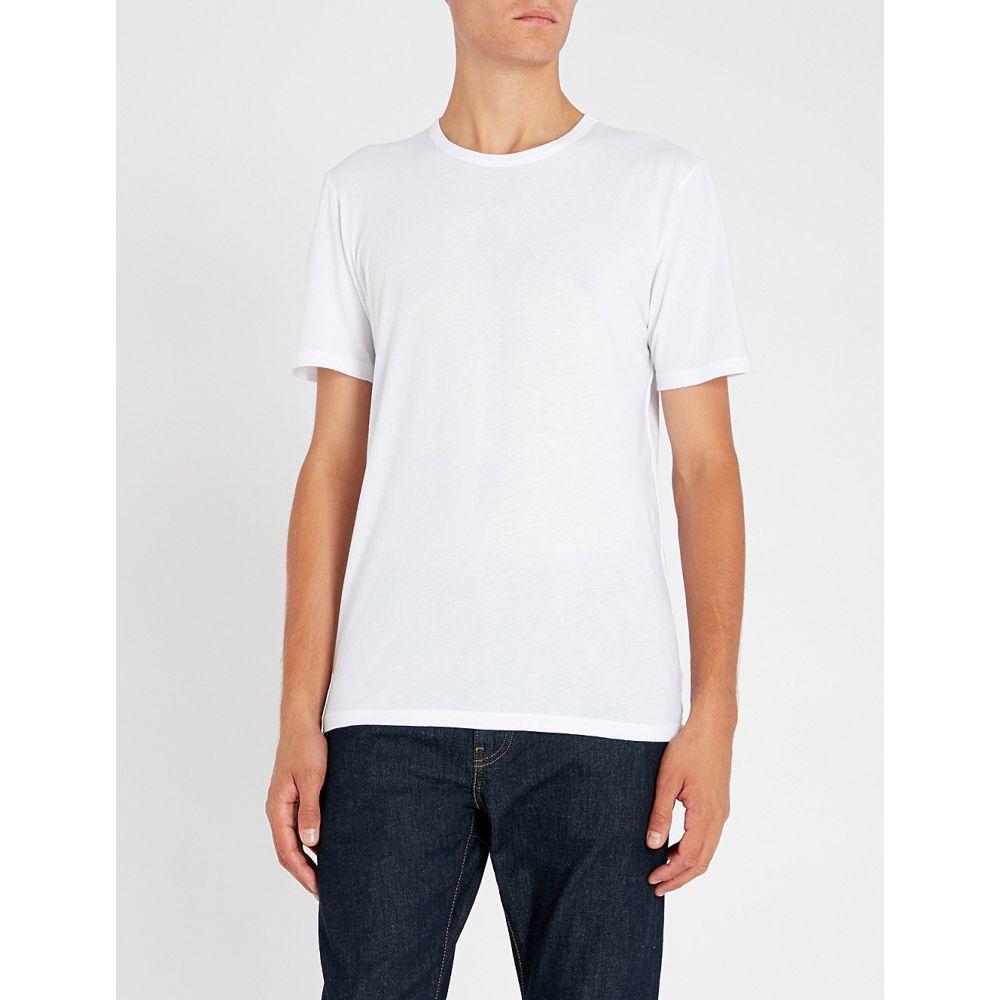コットンシチズン cotton citizen メンズ トップス Tシャツ【the classic cotton-jersey t-shirt】White
