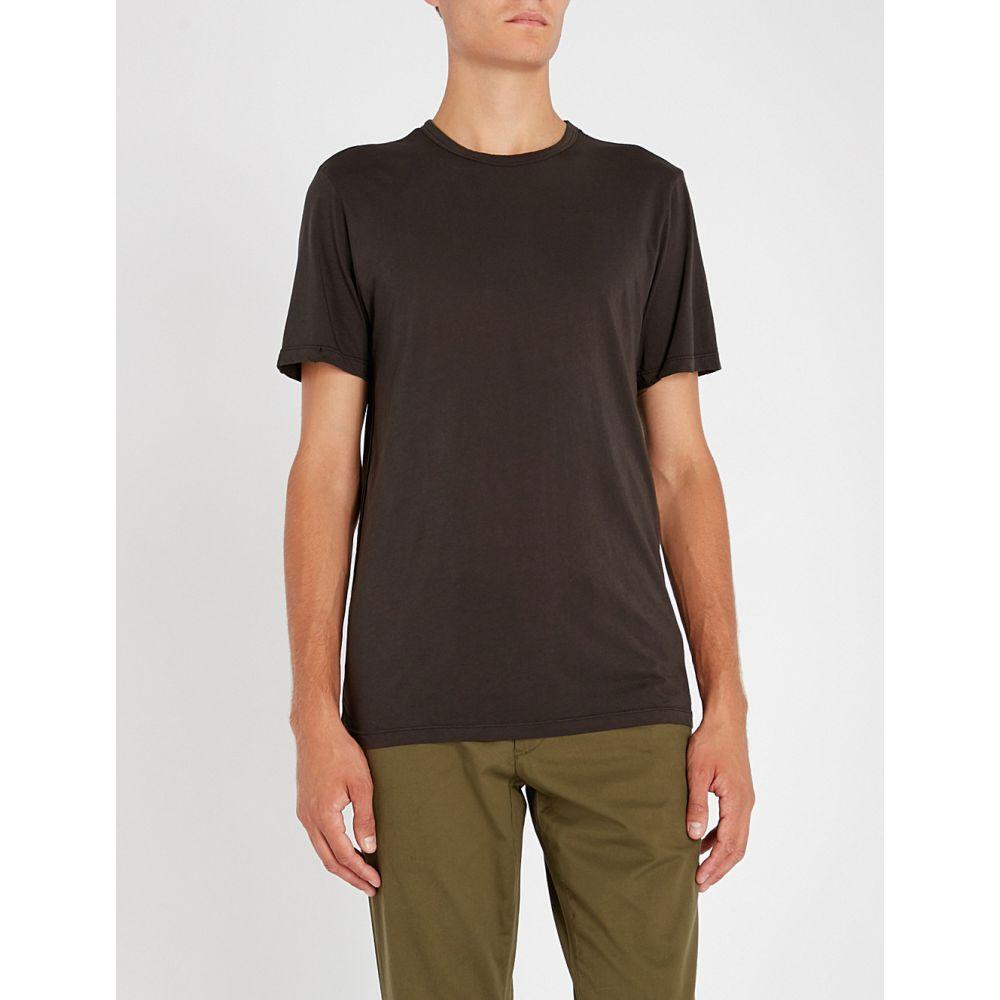 コットンシチズン cotton citizen メンズ トップス Tシャツ【the classic cotton-jersey t-shirt】Slate