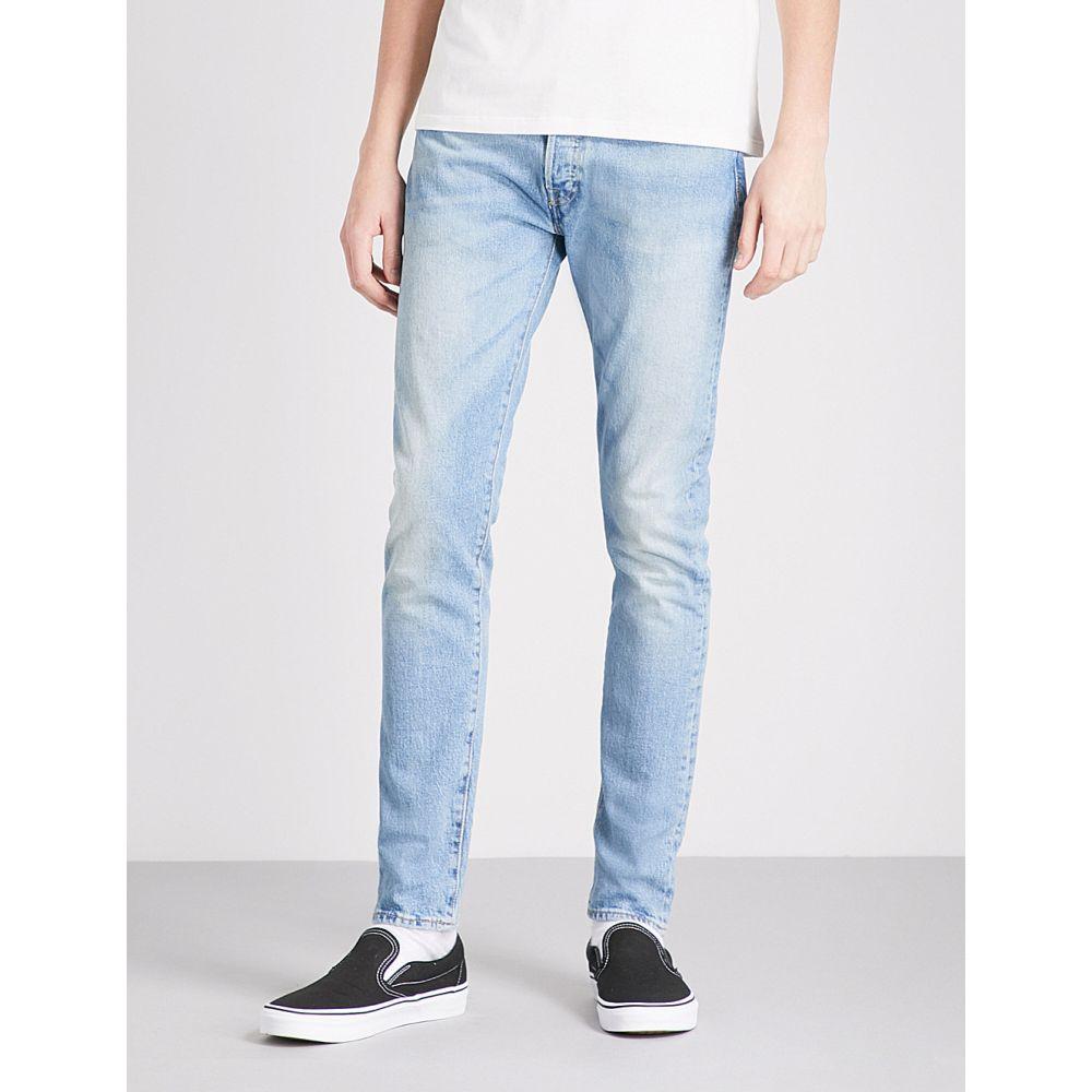 リーバイス levi's メンズ ボトムス・パンツ ジーンズ・デニム【501 slim-fit skinny jeans】West coast str