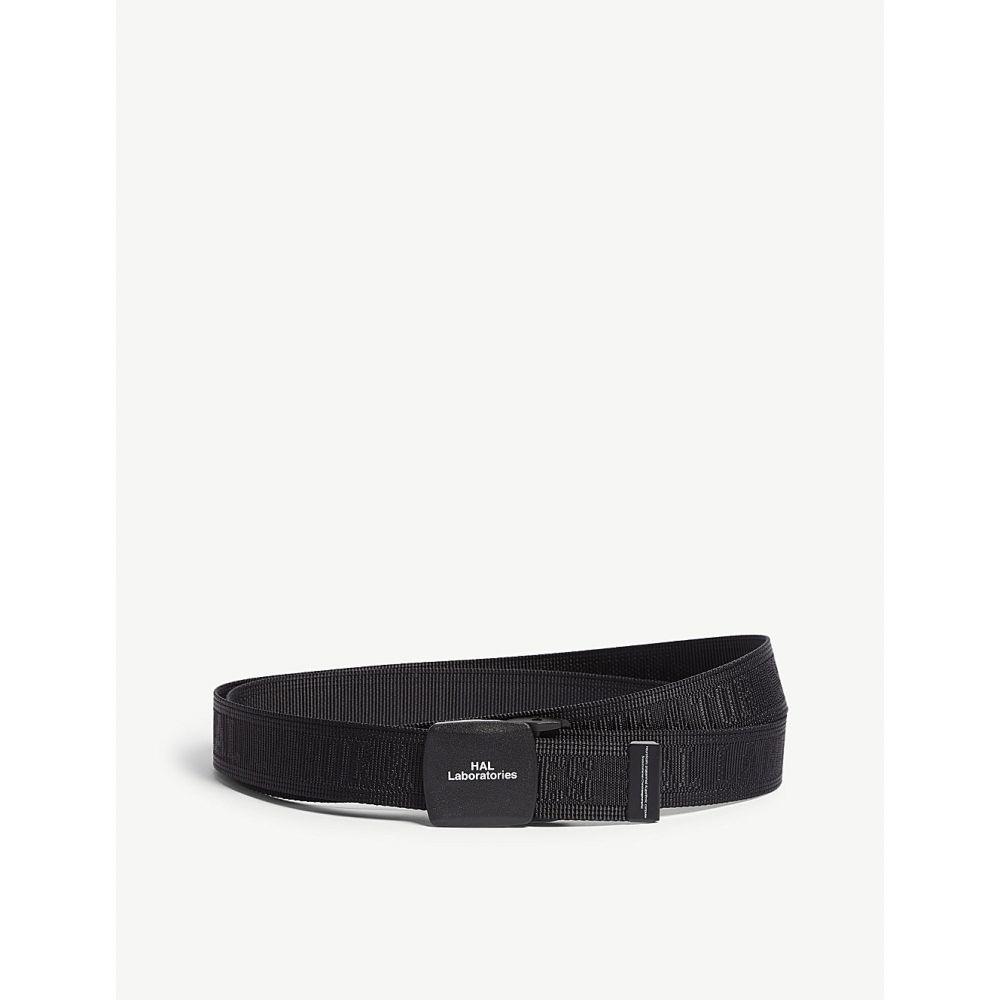 アンダーカバー undercover メンズ ベルト【hal laboratories skater belt】Black
