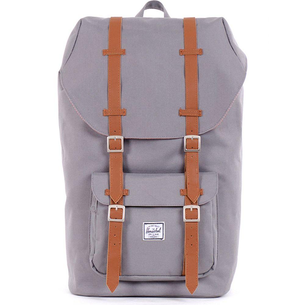 ハーシェル サプライ herschel supply co メンズ バッグ バックパック・リュック【little america backpack】Grey