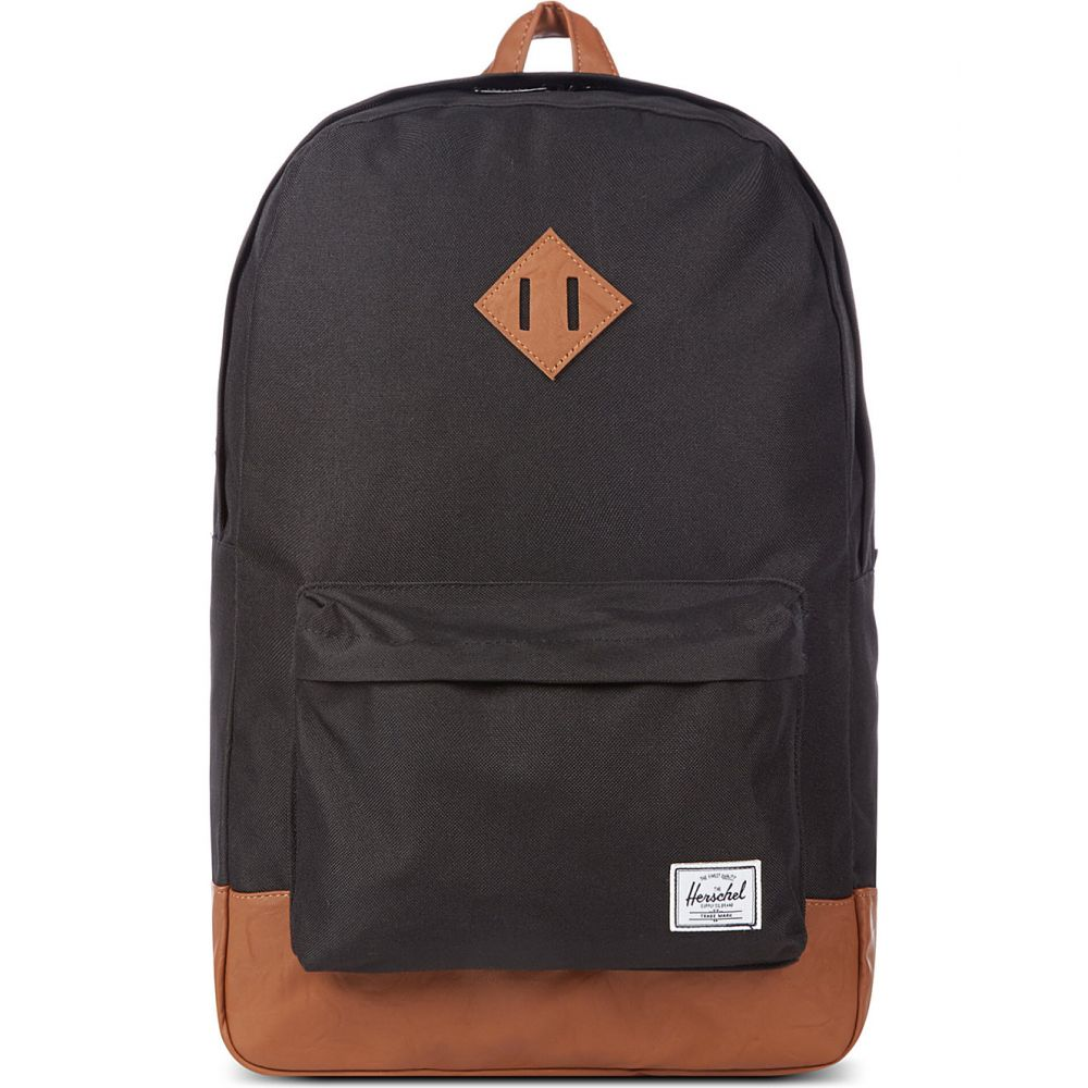 ハーシェル サプライ herschel supply co メンズ バッグ バックパック・リュック【heritage 21l backpack】Black