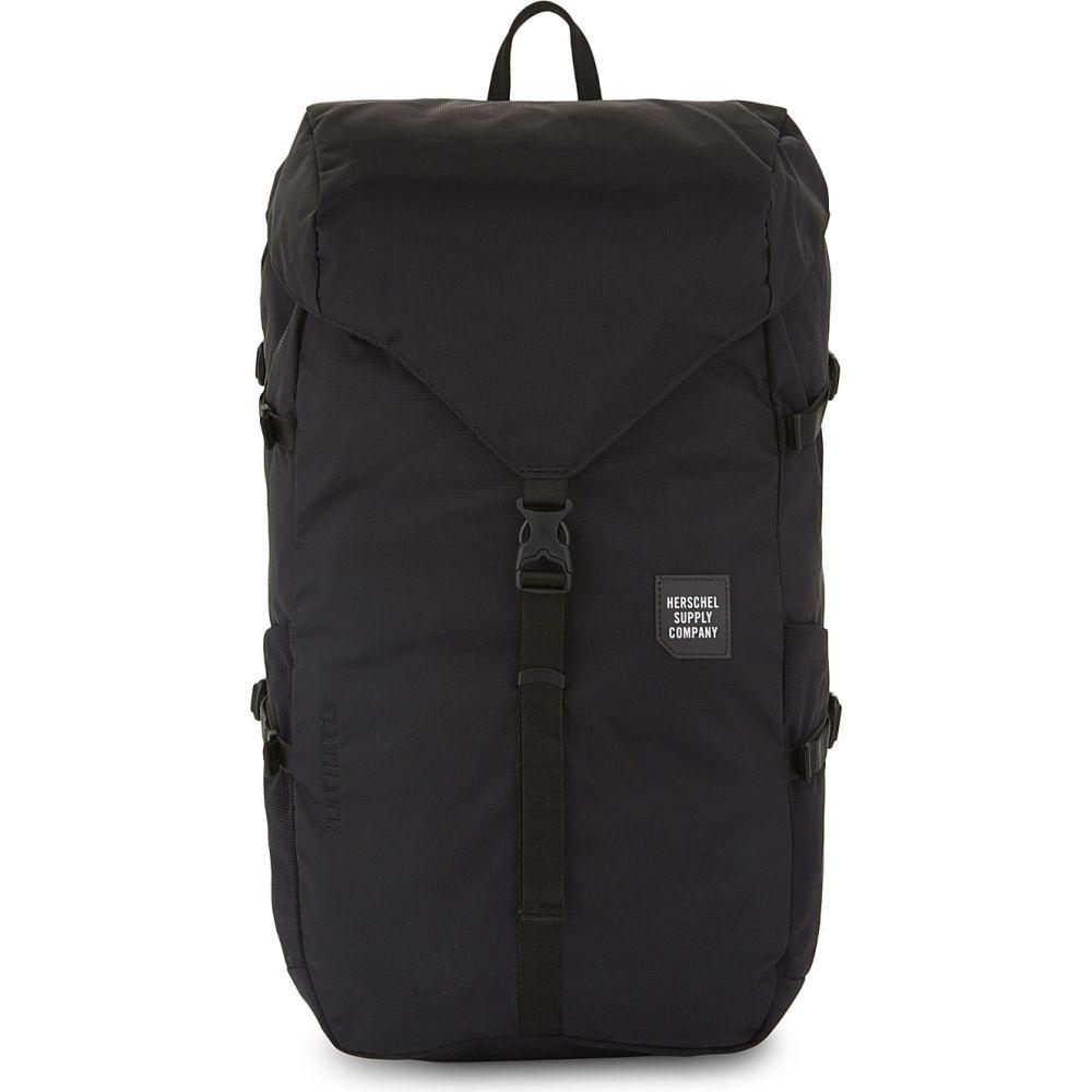 ハーシェル サプライ herschel supply co メンズ バッグ バックパック・リュック【trail barlow large cordura backpack】Black
