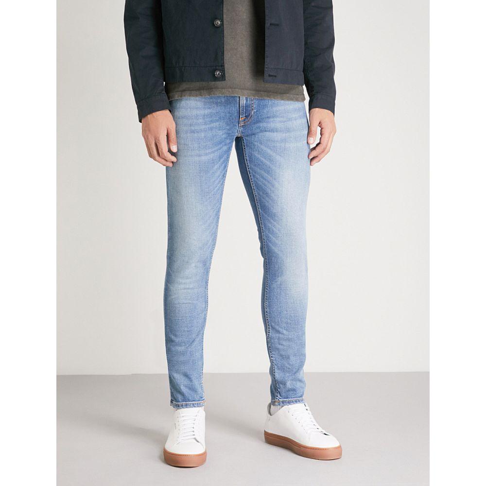 ヌーディージーンズ nudie jeans メンズ ボトムス・パンツ ジーンズ・デニム【skinny lin slim-fit skinny jeans】Slowly worn