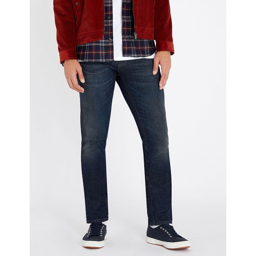 ヌーディージーンズ nudie jeans メンズ ボトムス・パンツ ジーンズ・デニム【grim tim slim-fit tapered jeans】True dusk