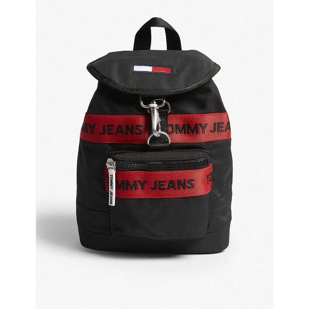トミー ジーンズ tommy jeans レディース バッグ バックパック・リュック【mini backpack】Black