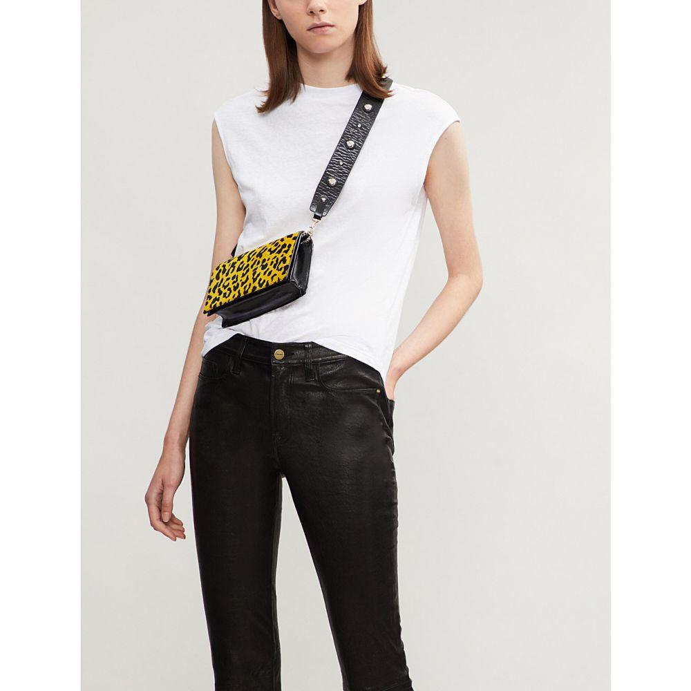 フレーム frame レディース トップス ノースリーブ【muscle cotton-jersey t-shirt】Blanc