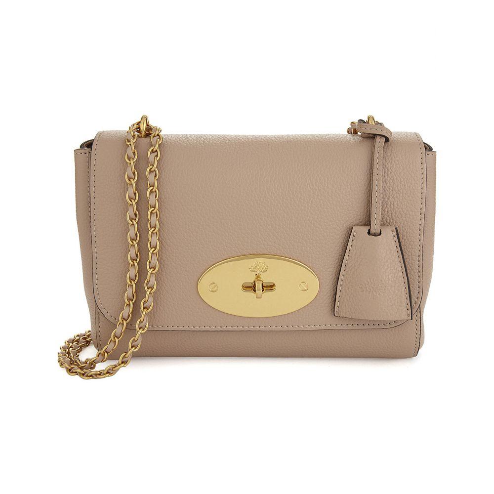 マルベリー mulberry レディース バッグ ショルダーバッグ【lily small grained leather shoulder bag】Rosewater
