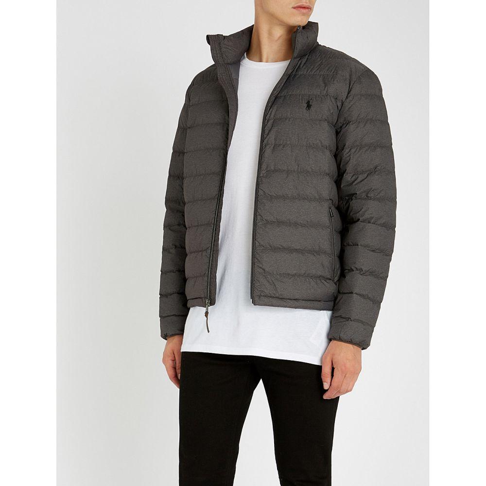 ラルフ ローレン polo ralph lauren メンズ アウター ダウン・中綿ジャケット【down-filled shell jacket】Windsor heather