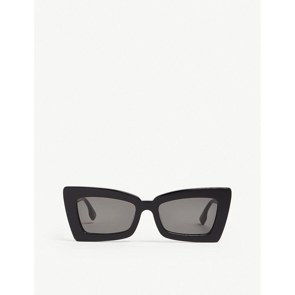 ル スペックス le specs レディース メガネ・サングラス【zaap! acetate and metal sunglasses】Black