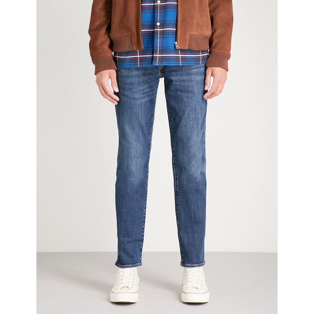 リーバイス levi's メンズ ボトムス・パンツ ジーンズ・デニム【511 slim-fit stretch-denim jeans】Crocodile adapt