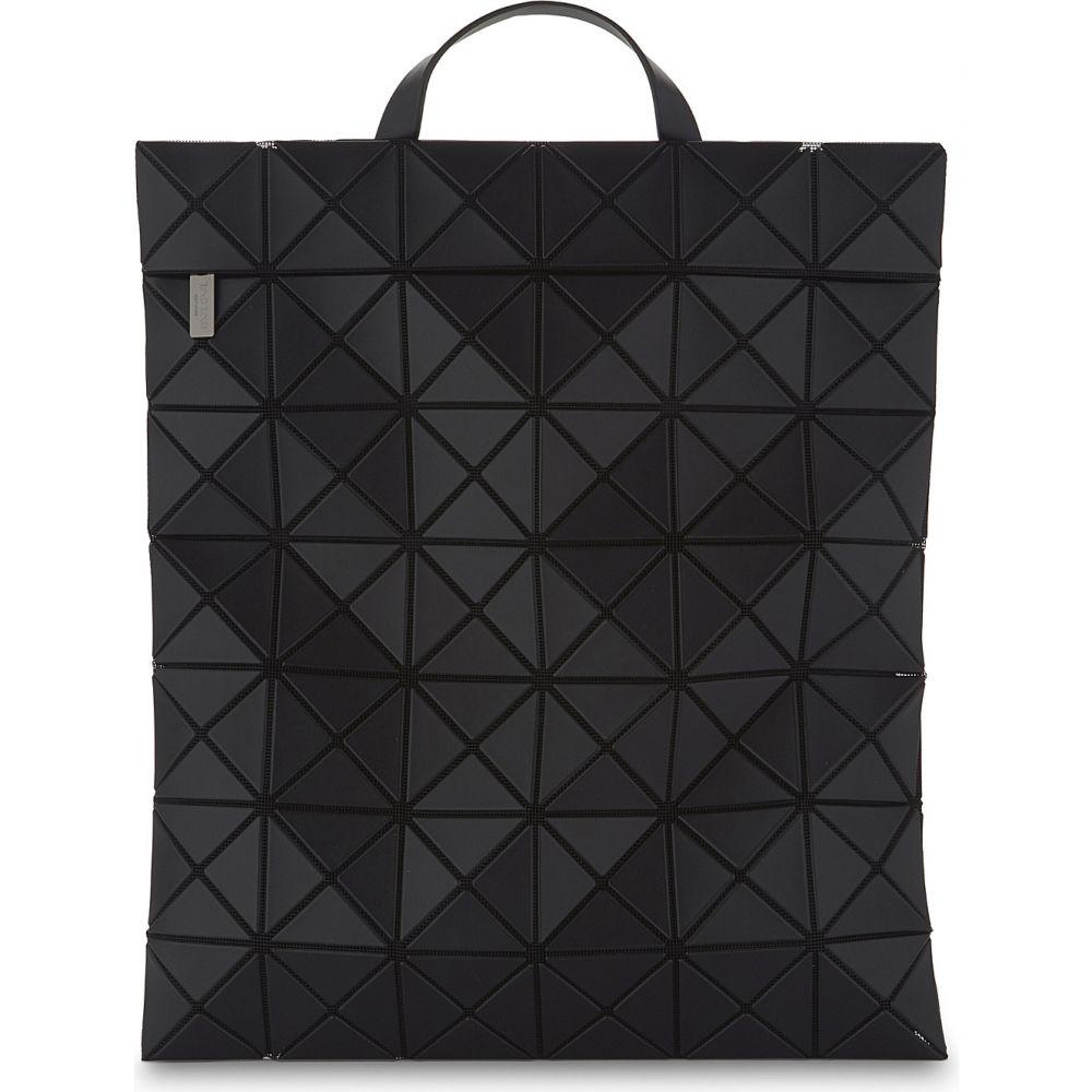 イッセイ ミヤケ bao bao issey miyake レディース バッグ バックパック・リュック【prism flat-pack backpack】Black