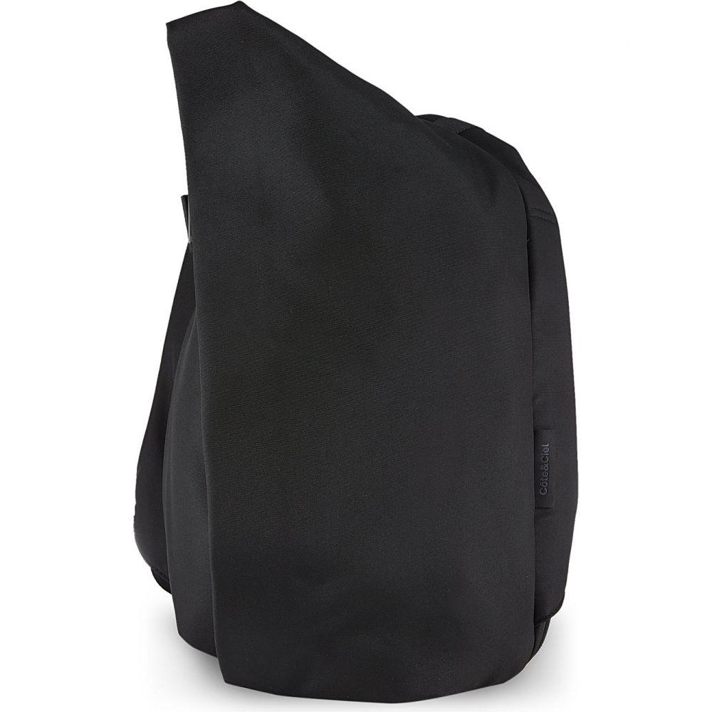 コート エ シエル cote & ciel メンズ バッグ バックパック・リュック【isar medium backpack】Black