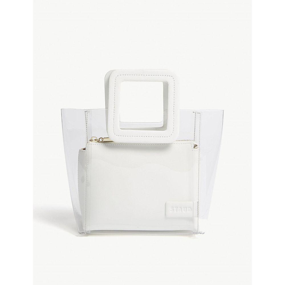 スタッド staud レディース バッグ ハンドバッグ【shirely bag】White