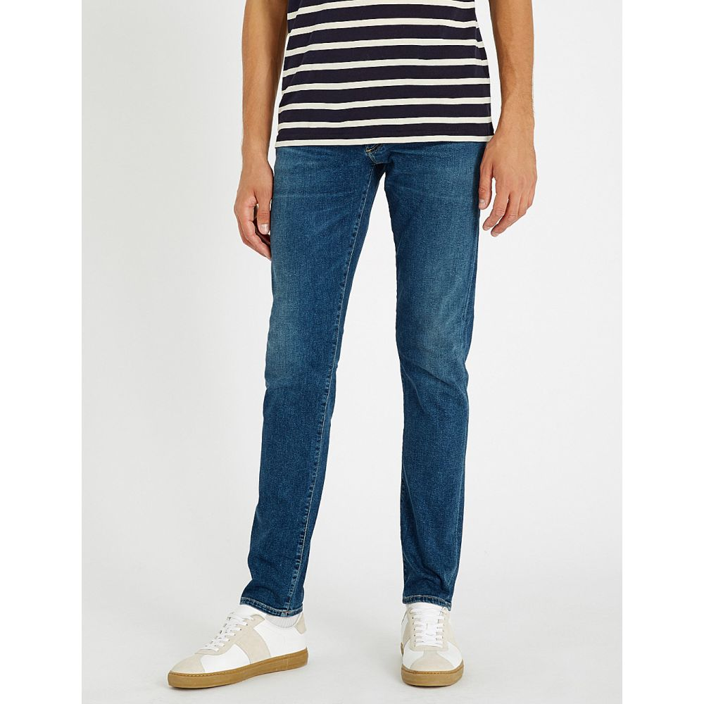 シチズン オブ ヒューマニティ citizens of humanity メンズ ボトムス・パンツ ジーンズ・デニム【noah faded slim-fit skinny jeans】Riverside blue