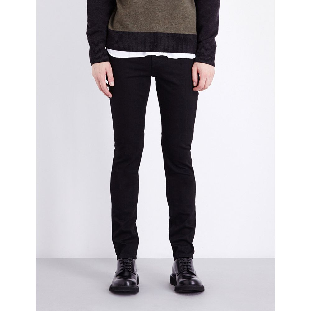 セブン フォー オール マンカインド 7 for all mankind メンズ ボトムス・パンツ ジーンズ・デニム【ronnie skinny-fit tapered jeans】Rinse black