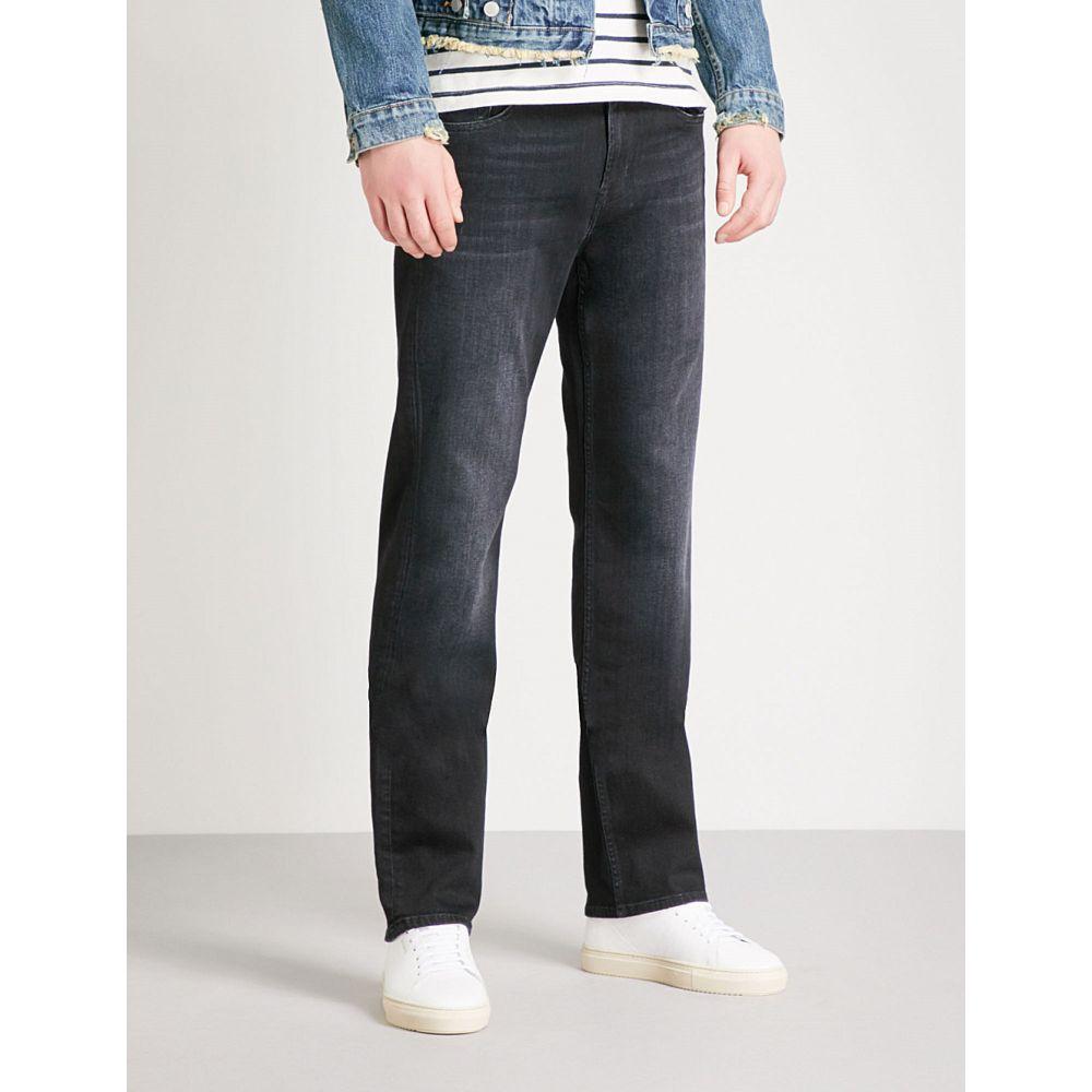 セブン フォー オール マンカインド 7 for all mankind メンズ ボトムス・パンツ ジーンズ・デニム【standard luxe performance straight-fit jeans】Washed black