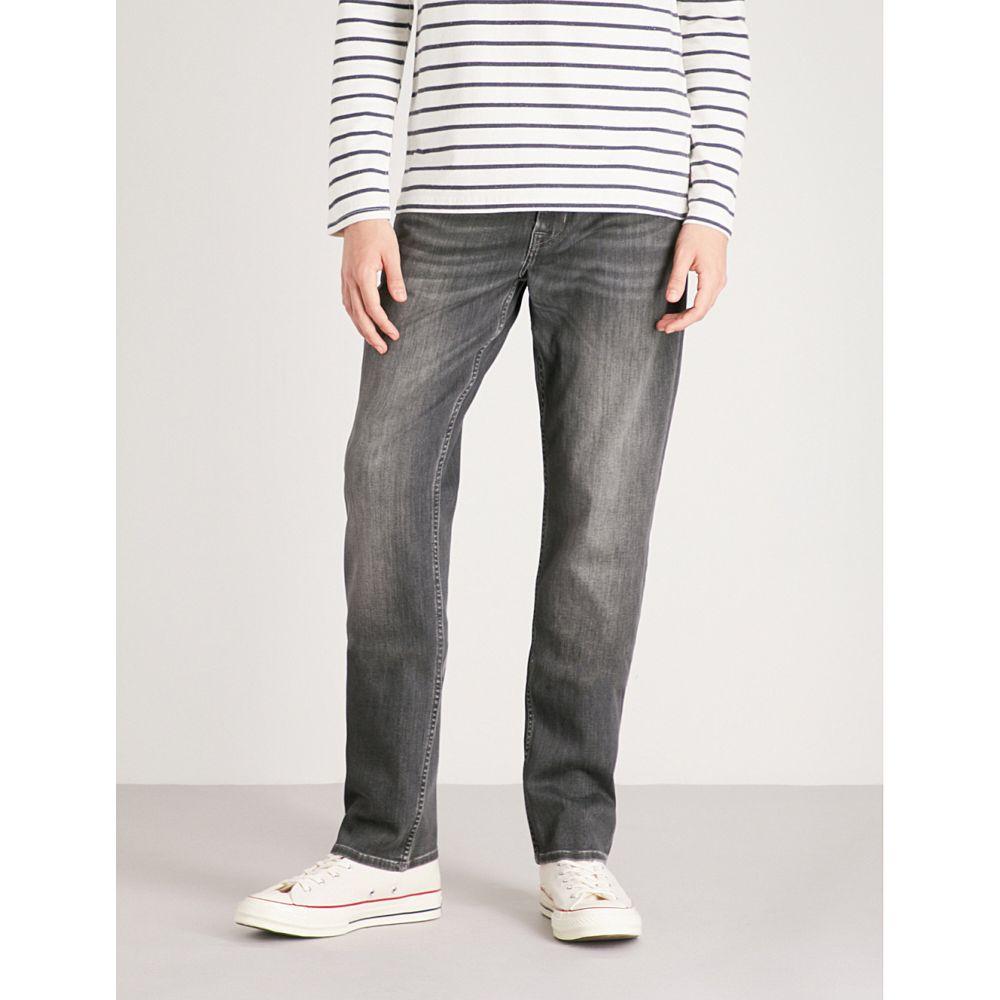 セブン フォー オール マンカインド 7 for all mankind メンズ ボトムス・パンツ ジーンズ・デニム【slimmy luxe performance slim-fit tapered jeans】Grey