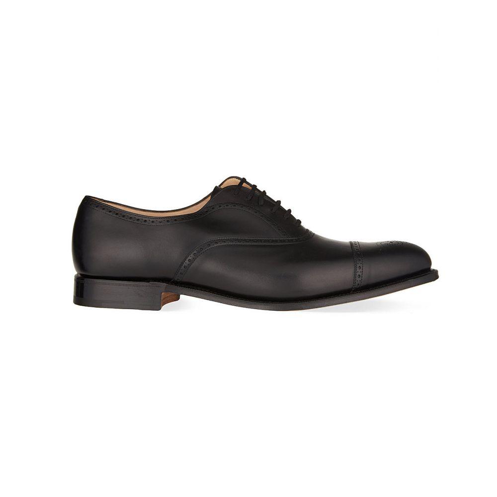 チャーチ church メンズ シューズ・靴 革靴・ビジネスシューズ【toronto oxford shoes】Black