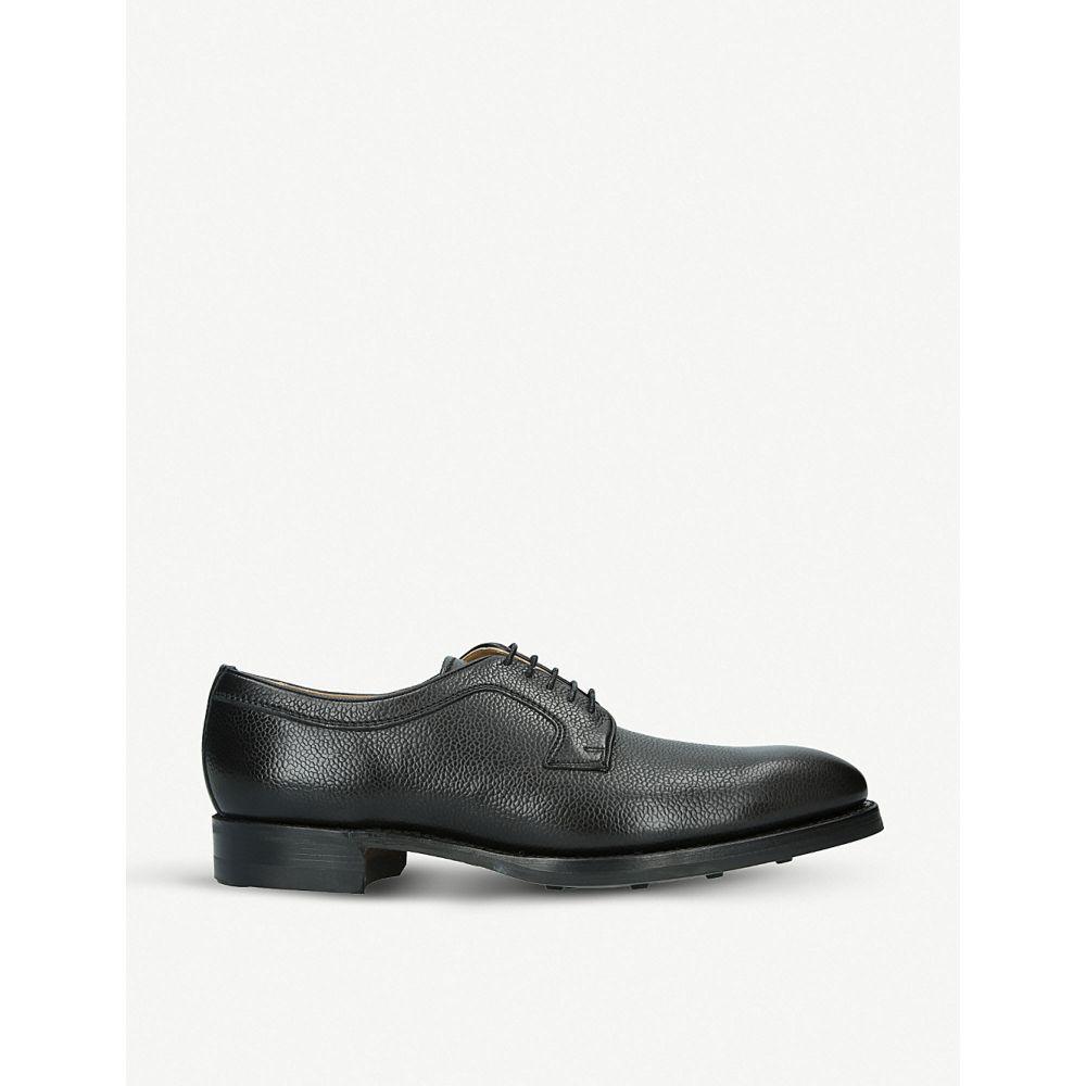 バーカー barker メンズ シューズ・靴 革靴・ビジネスシューズ【skye leather derby shoes】Black