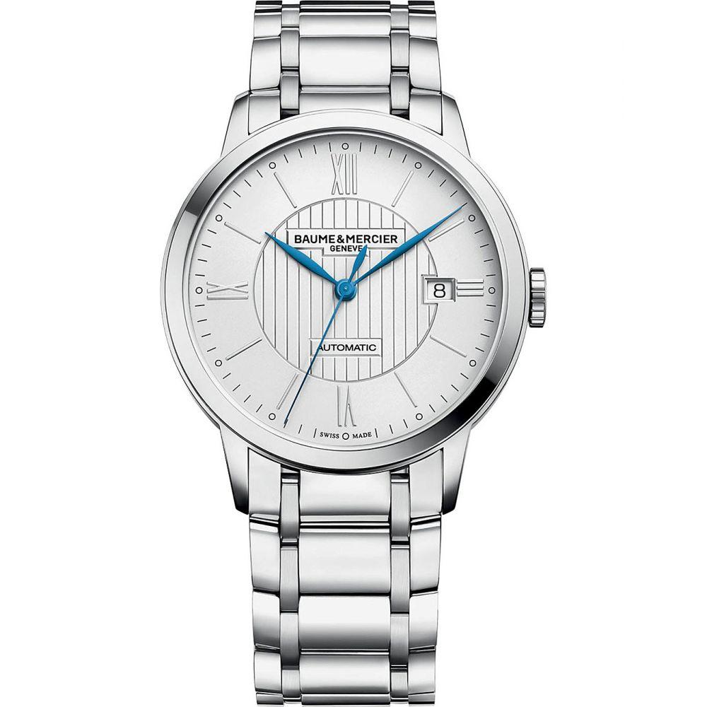 ボーム&メルシエ baume & mercier レディース 腕時計【classima 10215 stainless steel watch】Silver