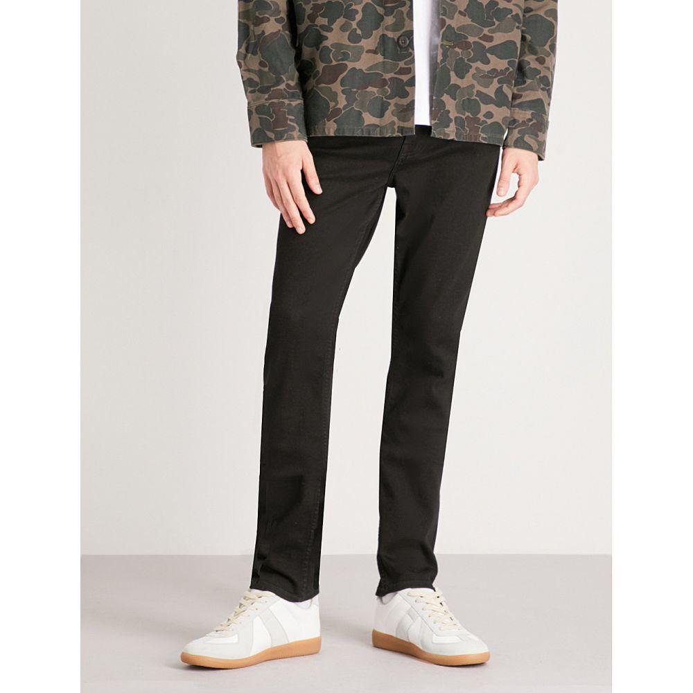 セブン フォー オール マンカインド 7 for all mankind メンズ ボトムス・パンツ ジーンズ・デニム【ronnie luxe performance slim-fit skinny jeans】Rinse black