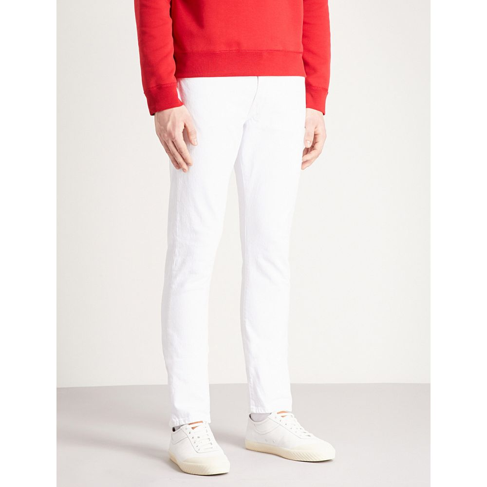 ラルフ ローレン polo ralph lauren メンズ ボトムス・パンツ ジーンズ・デニム【sullivan slim-fit straight jeans】Hdn white stretch