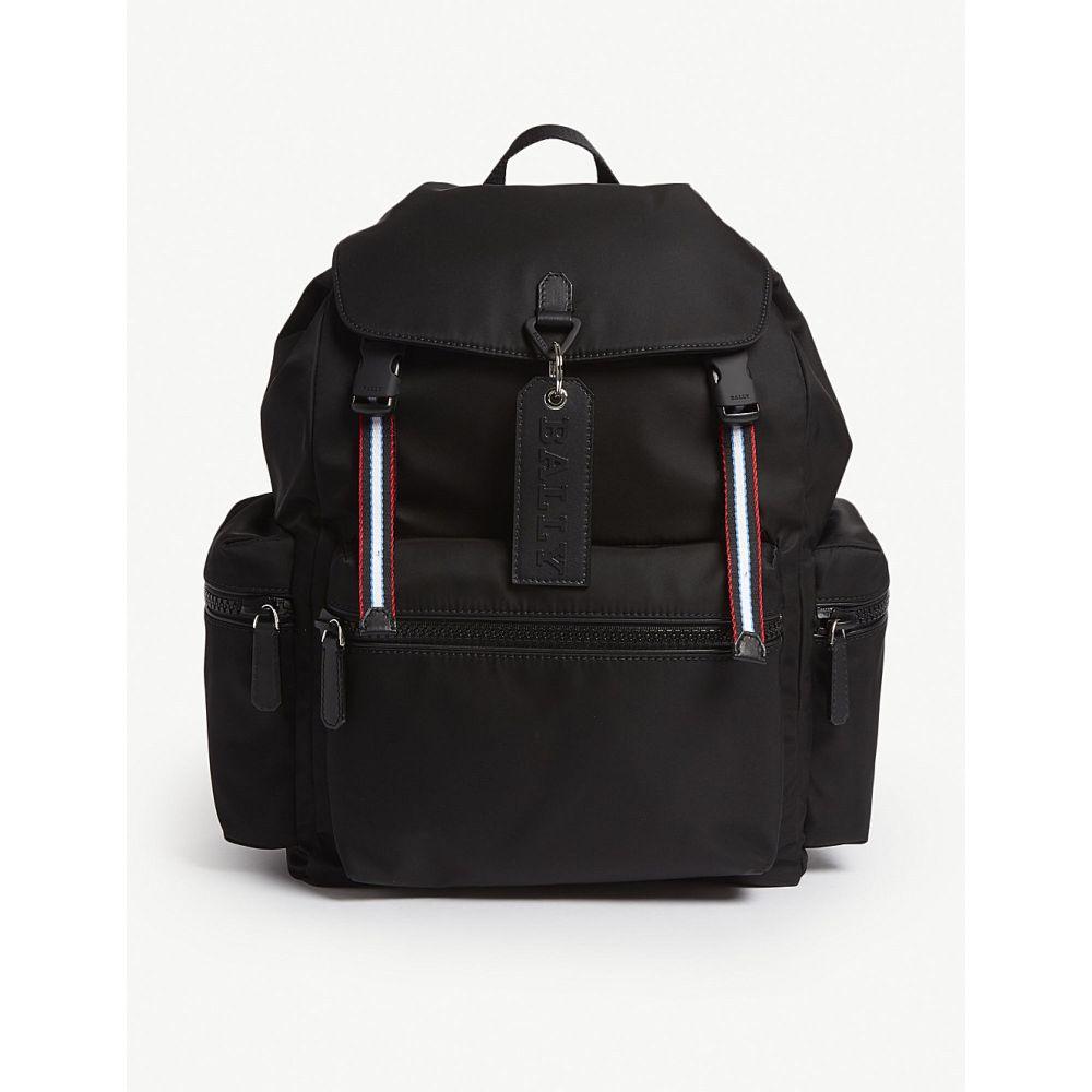 バリー bally メンズ バッグ バックパック・リュック【crew nylon backpack】Black