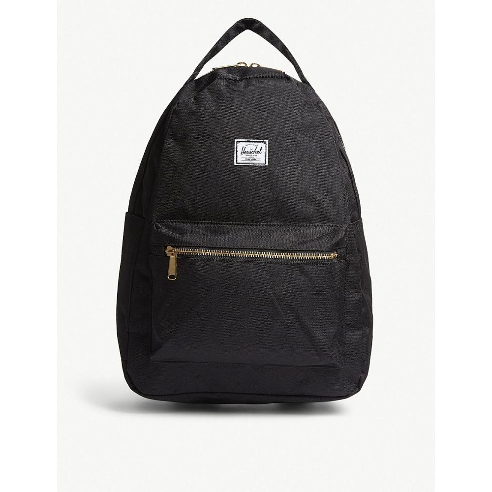 ハーシェル サプライ herschel supply co メンズ バッグ バックパック・リュック【nova mid-volume backpack】Black