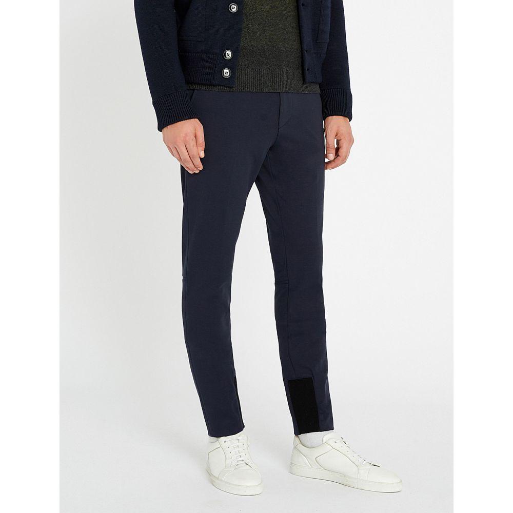 ヒューゴ ボス hugo メンズ ボトムス・パンツ スキニー・スリム【slim-fit woven trousers】Dark blue