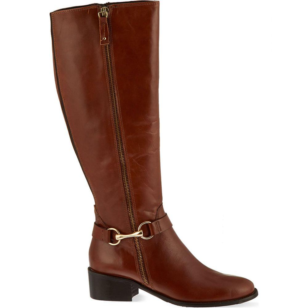 カーベラ carvela レディース シューズ・靴 ブーツ【waffle knee-high boots】Tan