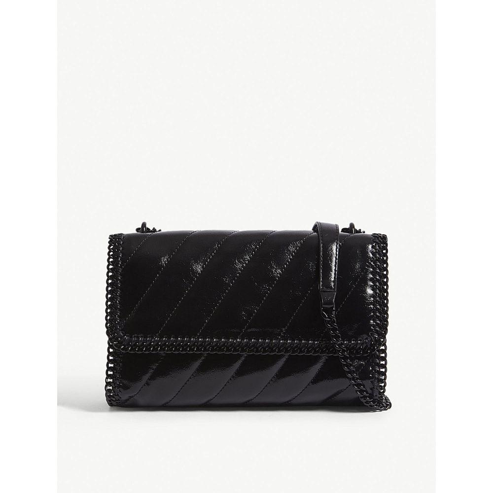 ステラ マッカートニー stella mccartney レディース バッグ ショルダーバッグ【falabella quilted shoulder bag】Black