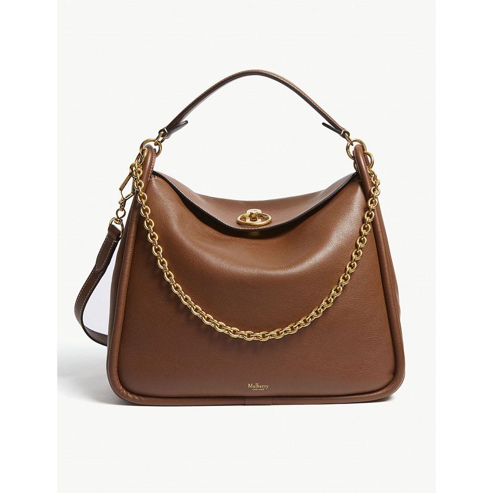 マルベリー mulberry レディース バッグ ハンドバッグ【leighton handbag】Oxblood