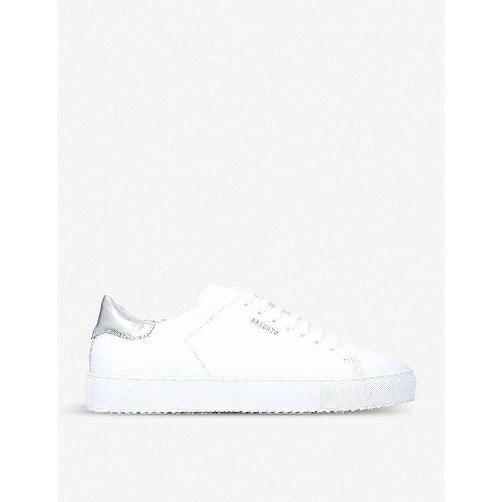 アクセルアリガト axel arigato レディース シューズ・靴 スニーカー【clean 90 leather trainers】White/comb
