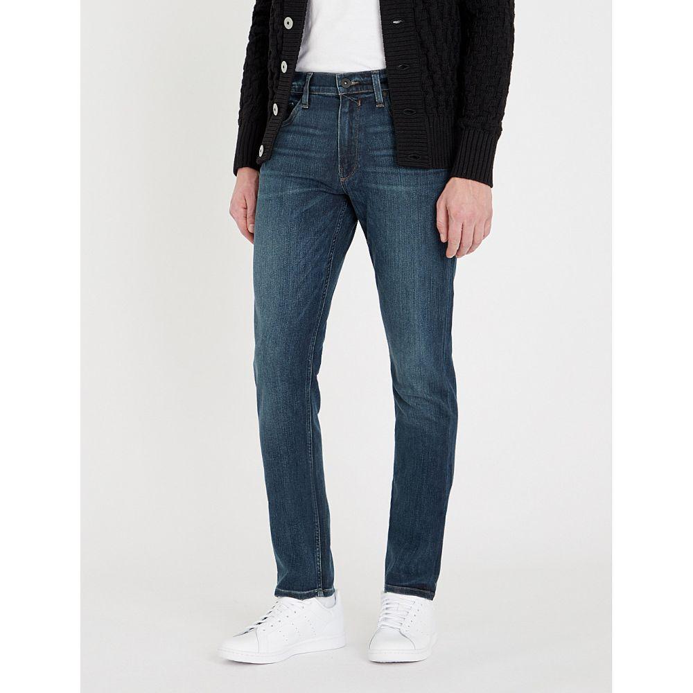 ペイジ paige メンズ ボトムス・パンツ ジーンズ・デニム【lennox slim-fit faded straight-leg jeans】Roarke