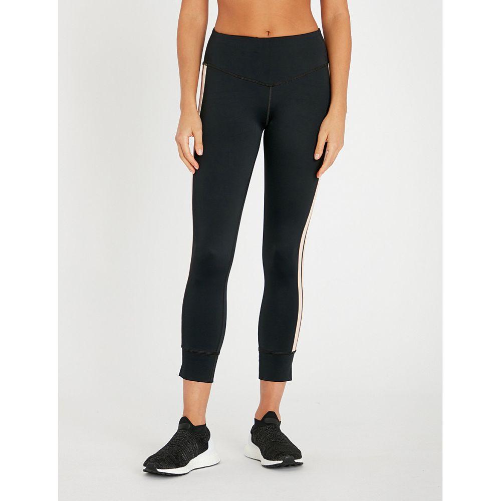 ラーブ lurv レディース インナー・下着 スパッツ・レギンス【game strong stretch-jersey leggings】Black blush