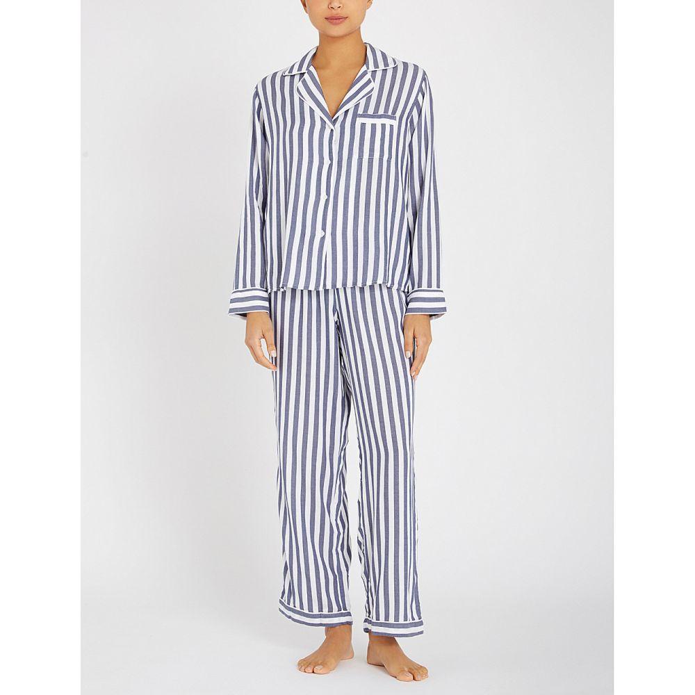 レイルズ rails レディース インナー・下着 パジャマ・上下セット【striped jersey pyjama set】Albany stripe