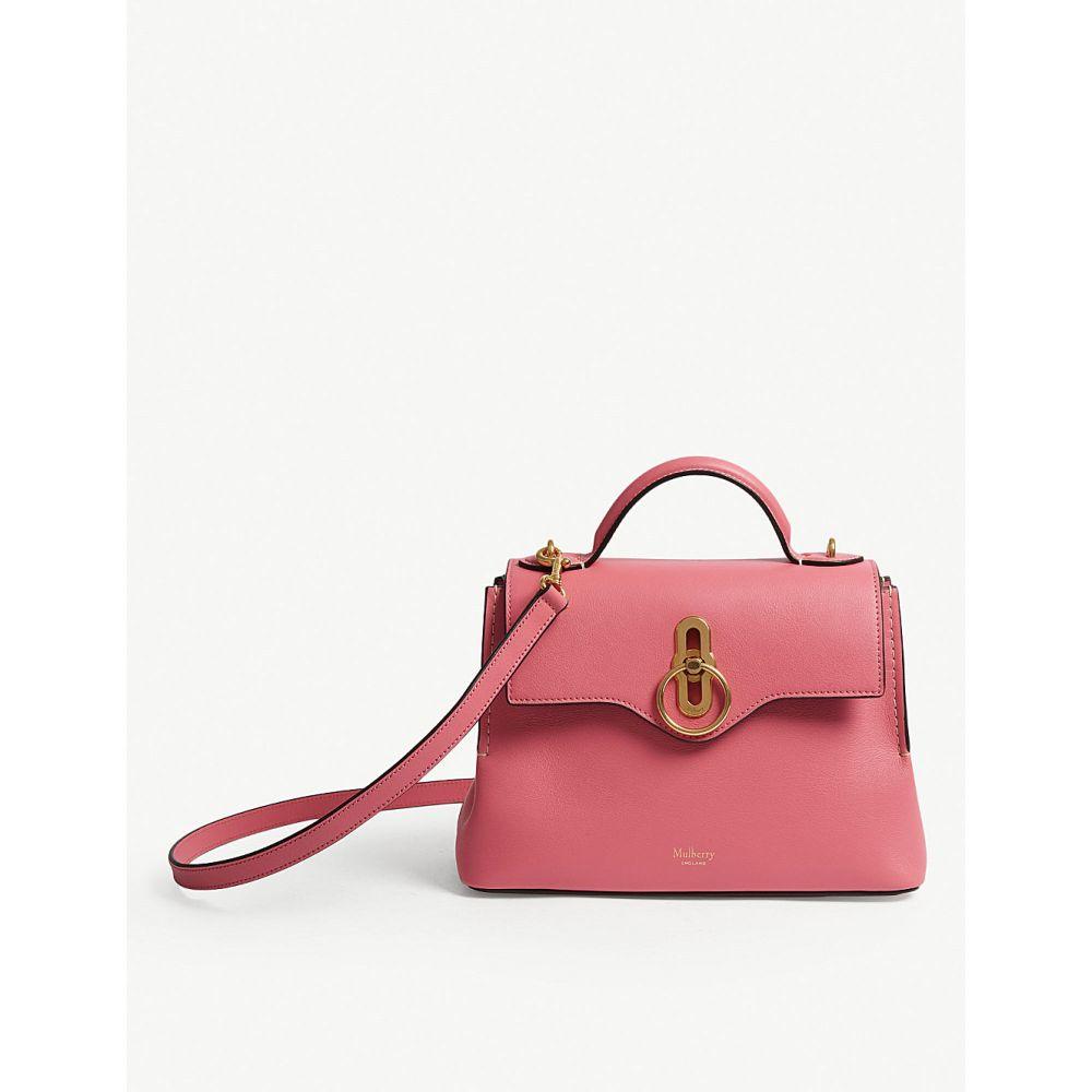 af20972ceff7 マルベリー mulberry レディース バッグ ショルダーバッグ【seaton mini leather shoulder bag】Geranim  pink