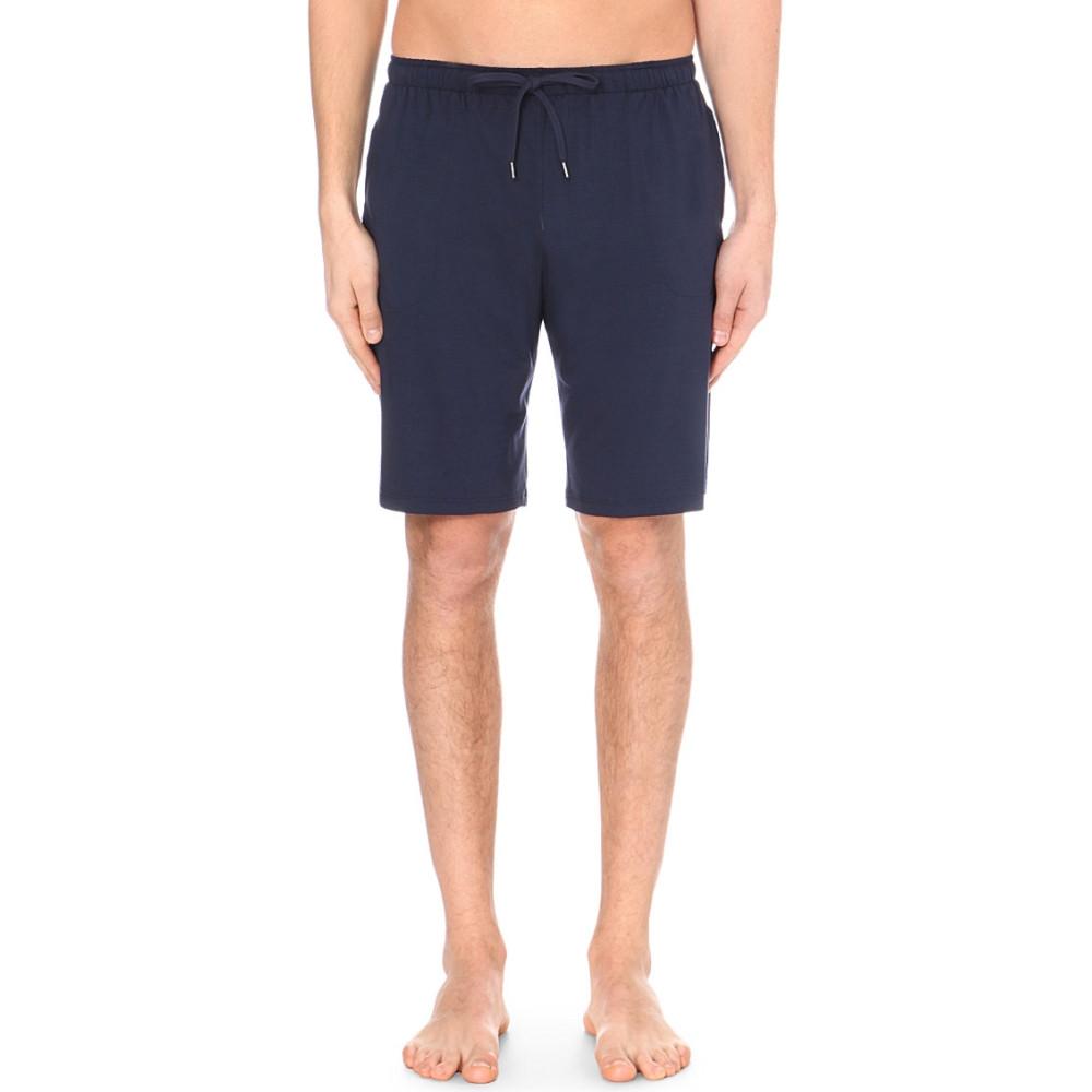 全商品オープニング価格! デリックローズ derek rose メンズ インナー derek パジャマ メンズ・ボトムのみ【basel shorts】Blue jersey shorts】Blue, 山田町:4ada8b84 --- hortafacil.dominiotemporario.com
