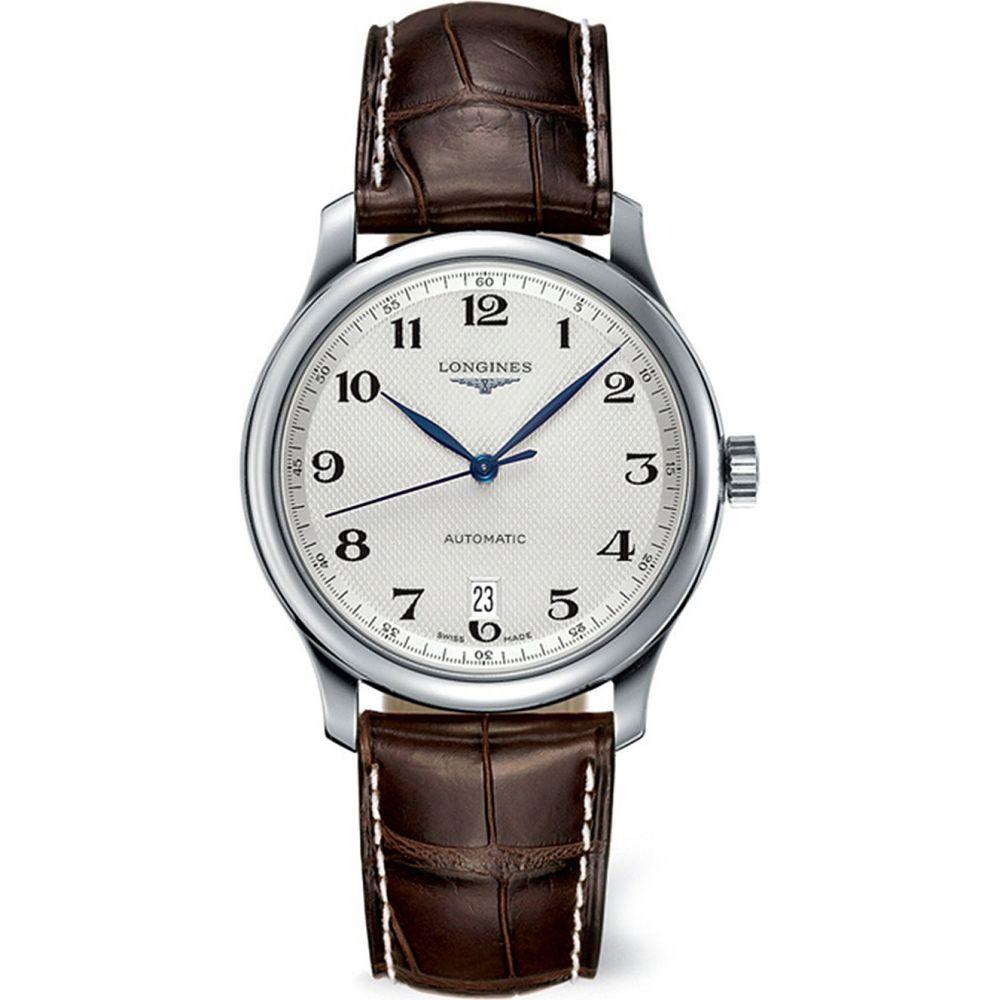 ロンジン longines レディース 腕時計【l26284785 master watch】Steel