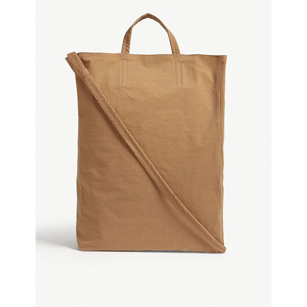 アクネ ストゥディオズ acne studios メンズ バッグ トートバッグ【baker tote bag】Brown