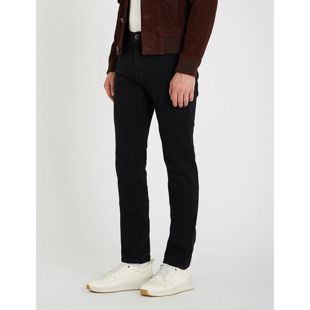 エトロ etro メンズ ボトムス・パンツ ジーンズ・デニム【regular-fit straight jeans】Black