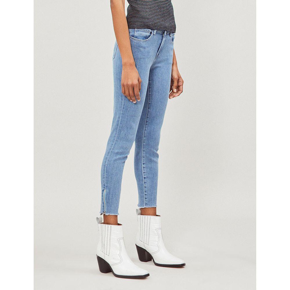 ジェイ ブランド j brand レディース ボトムス・パンツ ジーンズ・デニム【835 capri skinny mid-rise jeans】Lightyear