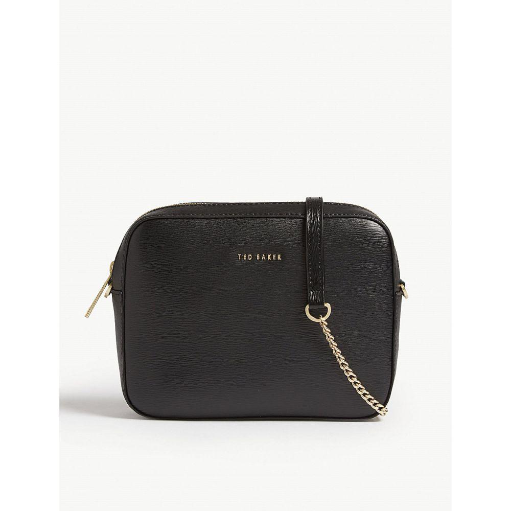 テッドベーカー ted baker レディース バッグ【leather camera bag】Black