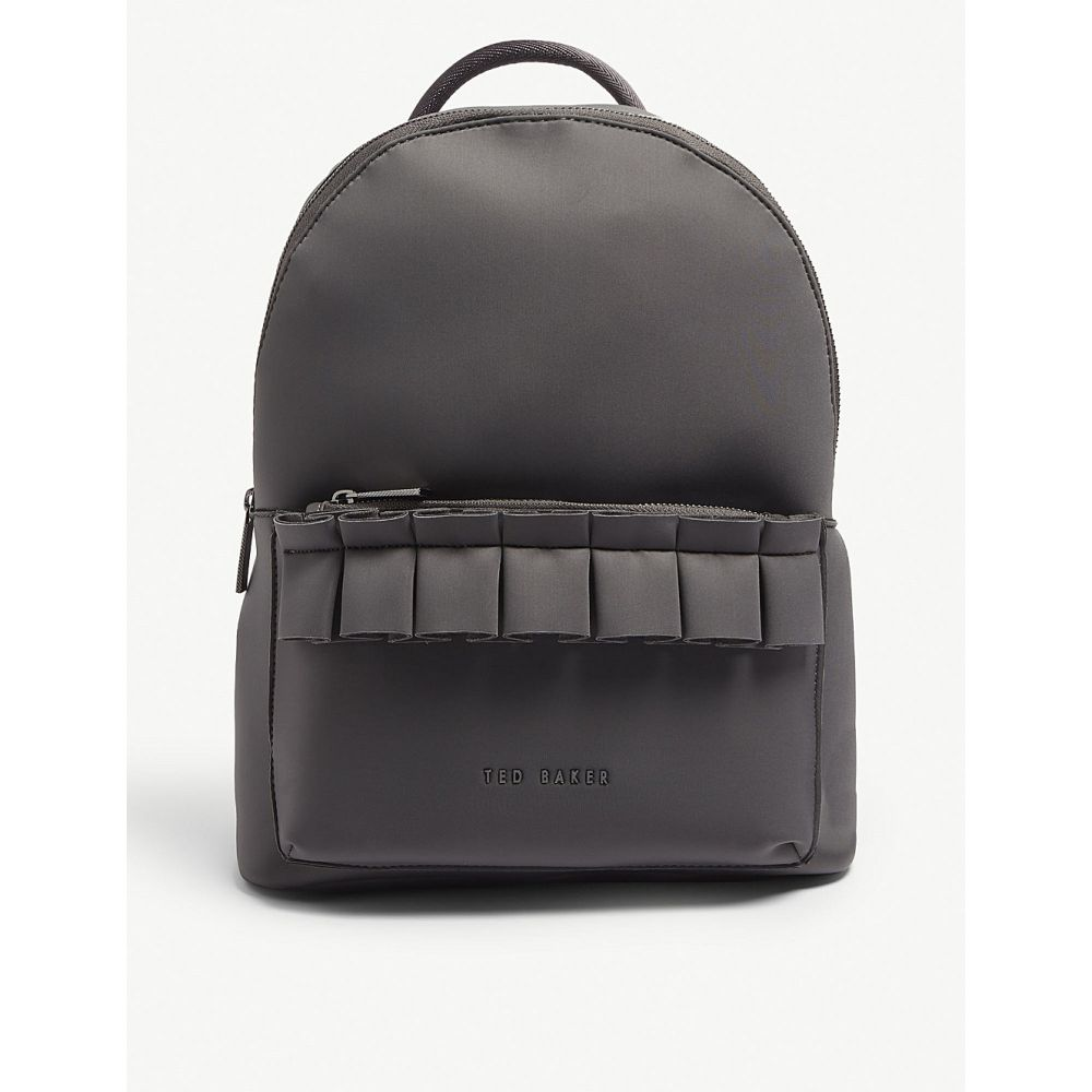 テッドベーカー ted baker レディース バッグ バックパック・リュック【rresse backpack】Charcoal